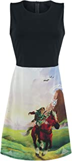 The Legend of Zelda Ocarina of Time – Women's Dress – Maat XS