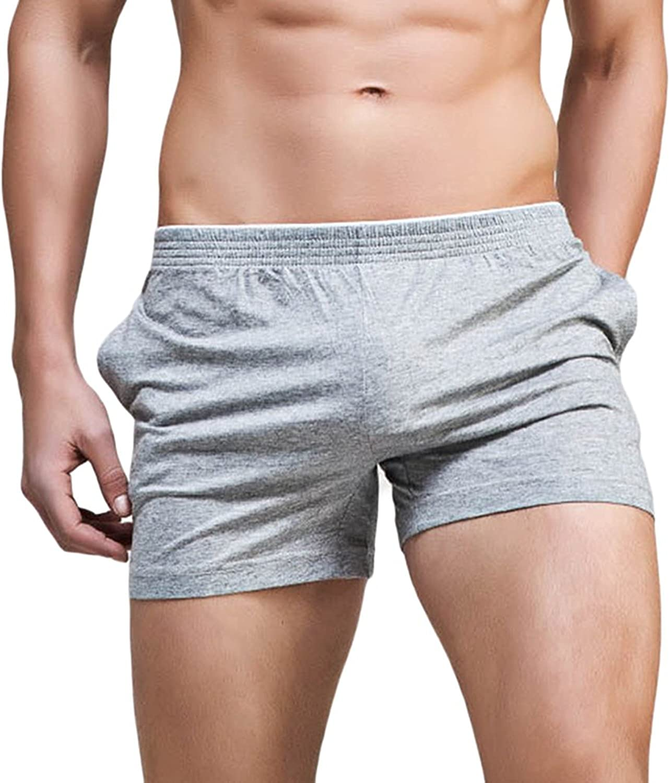 Banana Bucket Men/'s Running Workout Gym Active Shorts Lounge Sleep Bottoms