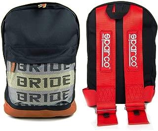 recaro takata backpack