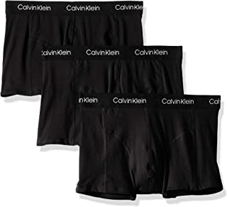 Calvin Klein Men's Underwear CK Axis 3 Pack Trunks