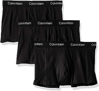 Men's Underwear CK Axis 3 Pack Trunks