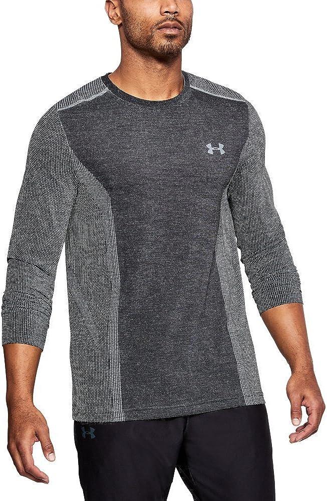 Under Armour Sale item Mens Threadborne Seamless Sleeve T-Shirt Long Sale item