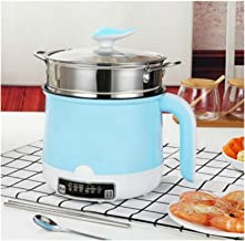 YGB Elektrische mini-keukenmachine, multifunctioneel, dubbellaags, verkrijgbaar in warme pan, elektrische rijstkoker, ant...