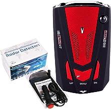 $35 » Car Radar Detector, Lidar Detector, Voice Broadcast Speedometer, Vehicle Speed Alarm System, Led Display, City/Highway Mod...