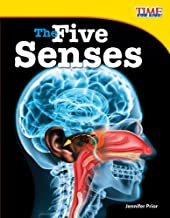 Teacher Created Materials - TIME For Kids Informational Text: The Five Senses - Grade 3 - Guided Reading Level P