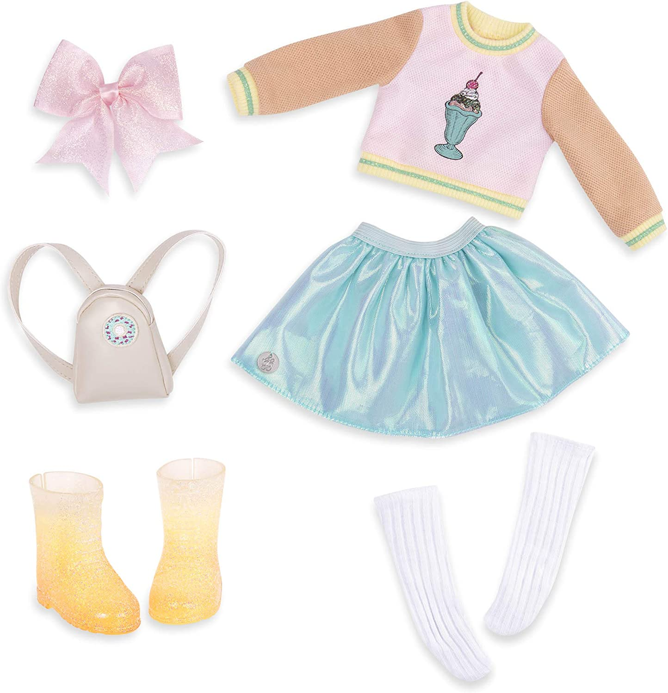 Glitter Girls by Battat – Tutu Dazzle Sweater Max 72% OFF Virginia Beach Mall Sweet Delux