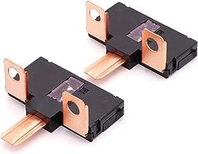 2PCS Multi Block Fuse A (100Amp / 70Amp) with OEM 38231-SDA-A01 for 2003-07 Honda Accord Vehicle