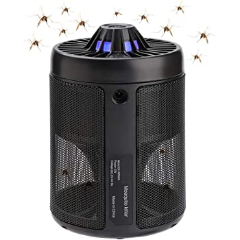 HAUSBELL Mosquito Killer Lamp, Bug Zapper, Mosquito Trap, Bug Control Inhaler, USB Powered