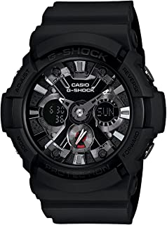 G-Shock GA201-1A Big Combi W/Metal