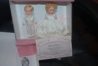 Madame Alexander Princess Anne & Prince Charles 8'' Dolls