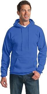 Port & Company Men's Ultimate Pullover Hooded Sweatshirt