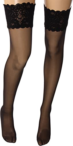 Satin Touch 20 Stay-Up Thigh Highs