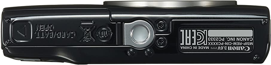 كانون IXUS 185 كاميرا رقمية بوينت اند شوت ، اسود
