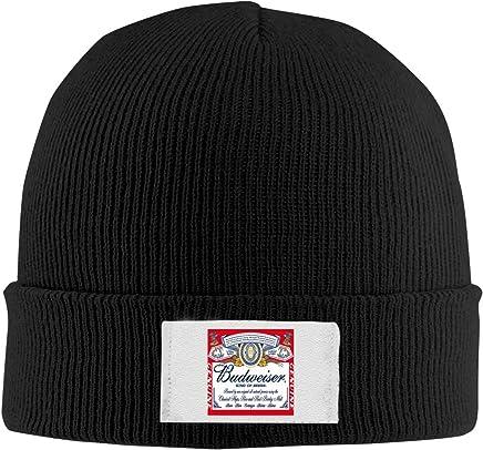 39a8130274ae0 Advertisement. Budweiser Beer Logo Unisex Adult Warm Hat Knit Beanie Skull  Cap