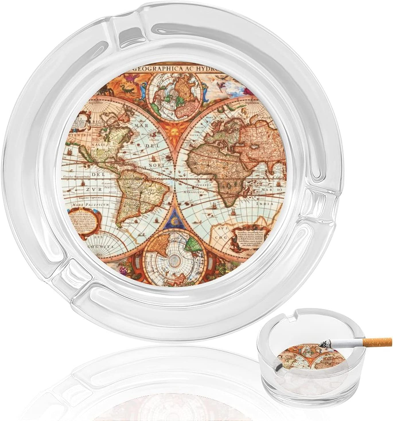 All items in the store Cigar Ashtray Historical World Map ...