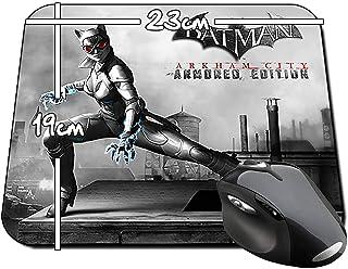 Batman Arkham City Armored Edition Catwoman Alfombrilla Mousepad PC