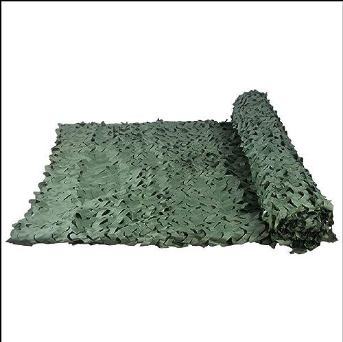 Filet de camouflage, anti-aérien pur vert une fleur coupée camouflage camouflage filet unique couche ombre photographie en plein air observation des oiseaux décoration intérieure nette différentes tai