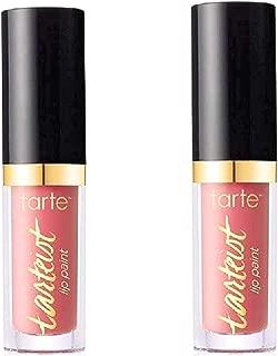 Tárte Tarteist Quick Dry Matte Lip Paint Liquid Lipstick ~ Travel Size Set of 2 ~ Exposed