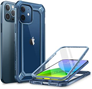 SupCase Unicorn Beetle EXO Pro Series Case for iPhone 12 / iPhone 12 Pro (2020 Release) 6.1 Inch, with Built-in Screen Pro...