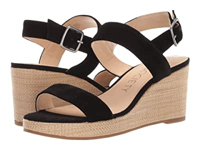 SOLE / SOCIETY Cimmie (Black) Women