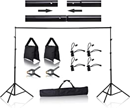 Best 2 panel backdrop stand Reviews