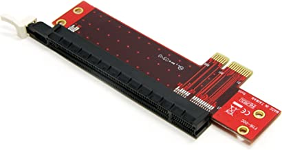 StarTech.com PCI Express X1 to X16 Low Profile Slot Extension Adapter - PCIe x1 to x16 Adapter (PEX1TO162)
