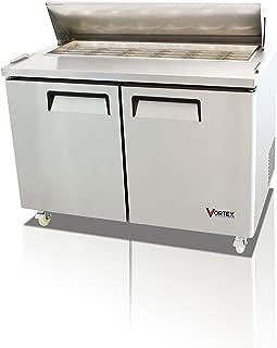 turbo air prep table