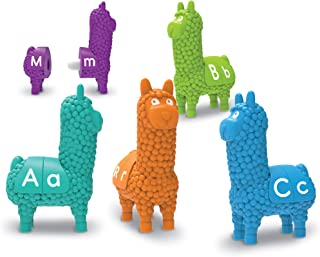 Learning Resources LER6713 Snap n Learn Letter Llamas (26 Piece)
