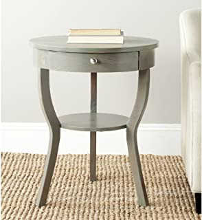 Safavieh American Homes Collection Kendra End Table, French Grey