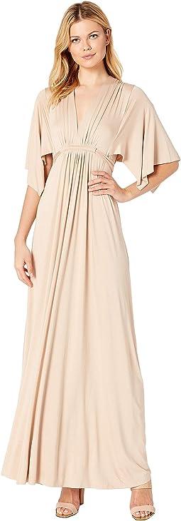 0f248a60b33 Francesco scognamiglio short sleeve banded waist dress