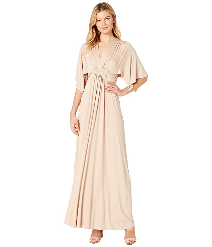 Rachel Pally Long Caftan Dress (Bamboo) Women's Dress