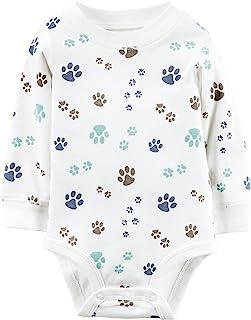 Carter's Baby Boys' Single Bodysuit 118g772
