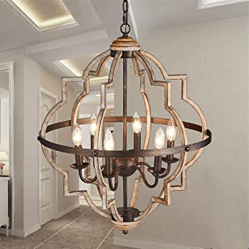 Ksana Farmhouse Wood Drum Chandeliers For Dining Rooms Hand Painted Antique Dark Finish W19 5 X H21 Amazon Com,Chocolate Brown Mocha Loreal Hair Color