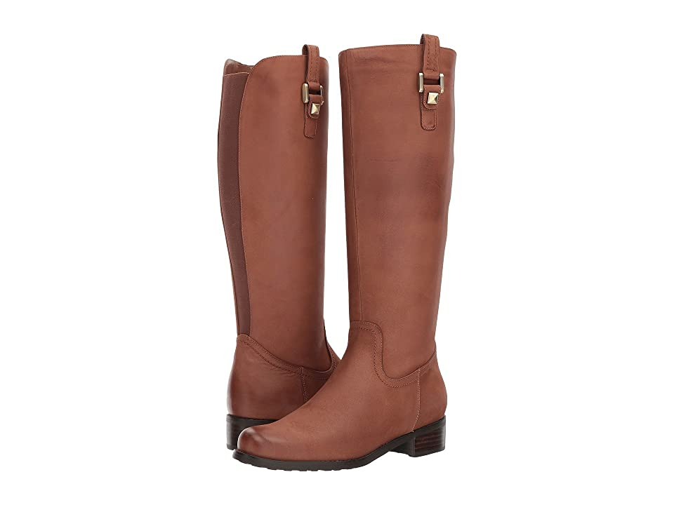 Blondo Velvet Waterproof (Cognac Nubuck) Women