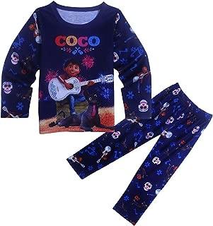 Coco Children's Home Clothes Pajamas Set 3-8Y