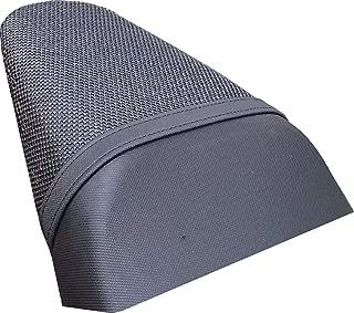 Cubierta TRIBOSEAT para Asiento Antideslizante Accesorio Personalizado Negro Compatible con Honda CB650F (2014-2018)