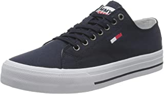 Tommy Hilfiger Herren Long Lace Up Vulc Sneaker