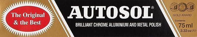 Autosol GV0400 Metal Polish, 75 ml: image
