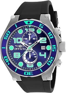 Invicta 17813 Watch Men's Pro Diver, Analog Display, Quartz, Black