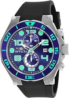 Invicta Men's 17813 Year-Round Analog Quartz Black Watch