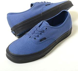 VANS AUTHENTIC バンズ オーセンティック キャンバス ブルー メンズ スニーカー vn0a38emqs9