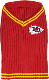 NFL Kansas City Chiefs  Pet Sweater, X-Small