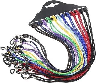 Eyeglasses Holder Strap Cord Eyewear Holder Strap String for Glasses Sunglass Pack of 12