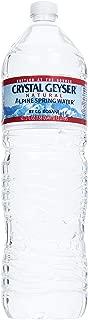 Crystal Geyser, Alpine Spring Water, 1.5 Liter