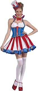 Forum Sexy Stars and Stripes Costume