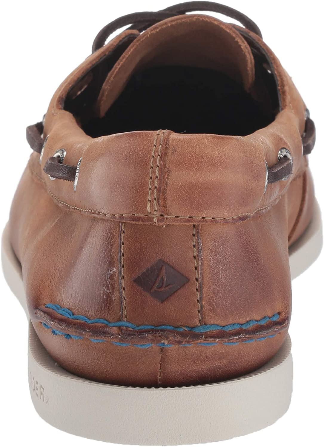 Sperry Top-Sider A//O 2-Eye Plush Washable Chaussures Bateau Homme