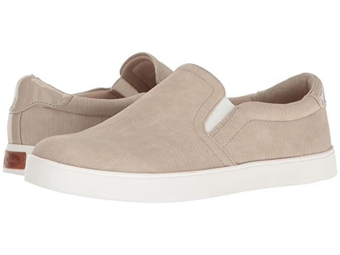 Dr. Scholls  Madison (Simple Taupe Reptile Print) Womens Shoes