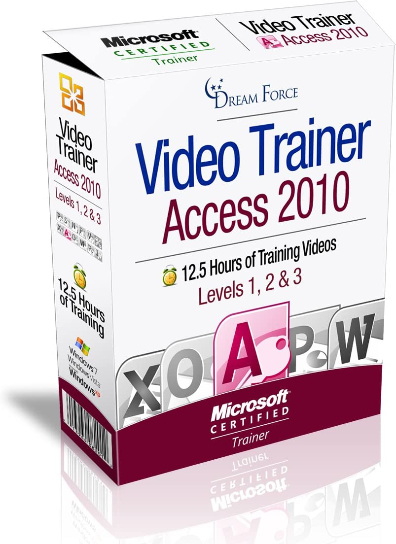 Access 2010 Training Videos - 4 years warranty training Hours 12.5 Max 40% OFF of