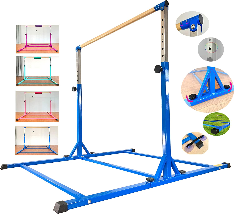 MARFULA Adjustable Challenge the lowest price of Japan ☆ Gymnastics Bar Kip Fiberglass Rail Same day shipping with