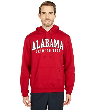 Champion College Alabama Crimson Tide Eco(r) Powerblend(r) Hoodie (Cardinal 3) Men